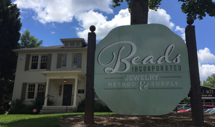 How to make your own jewelry at Beads Inc.