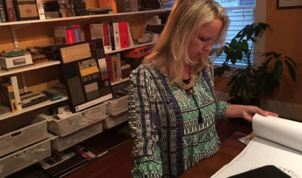 How I Work: Carrie Frye, owner of Carrie Frye Interior Design