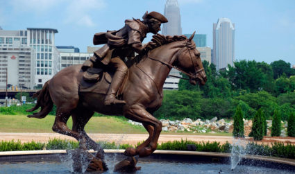 Mecklenburg will likely give up its title as state's biggest county soon