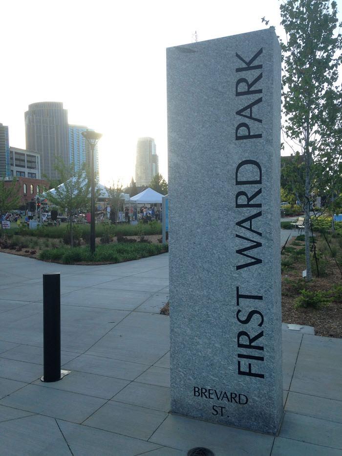 First-Ward-Park