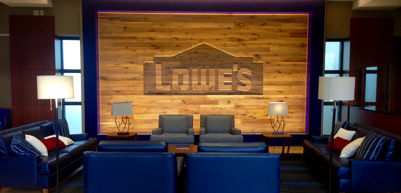 You're going to want to check out the Lowe's campus – 15 photos