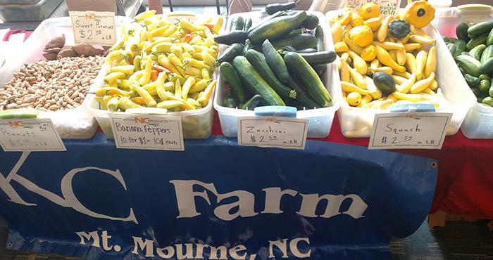 Lowe's farmers market
