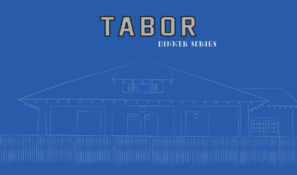 Join interior designer Holly Phillips and artist Windy O'Connor for a dinner party at Tabor