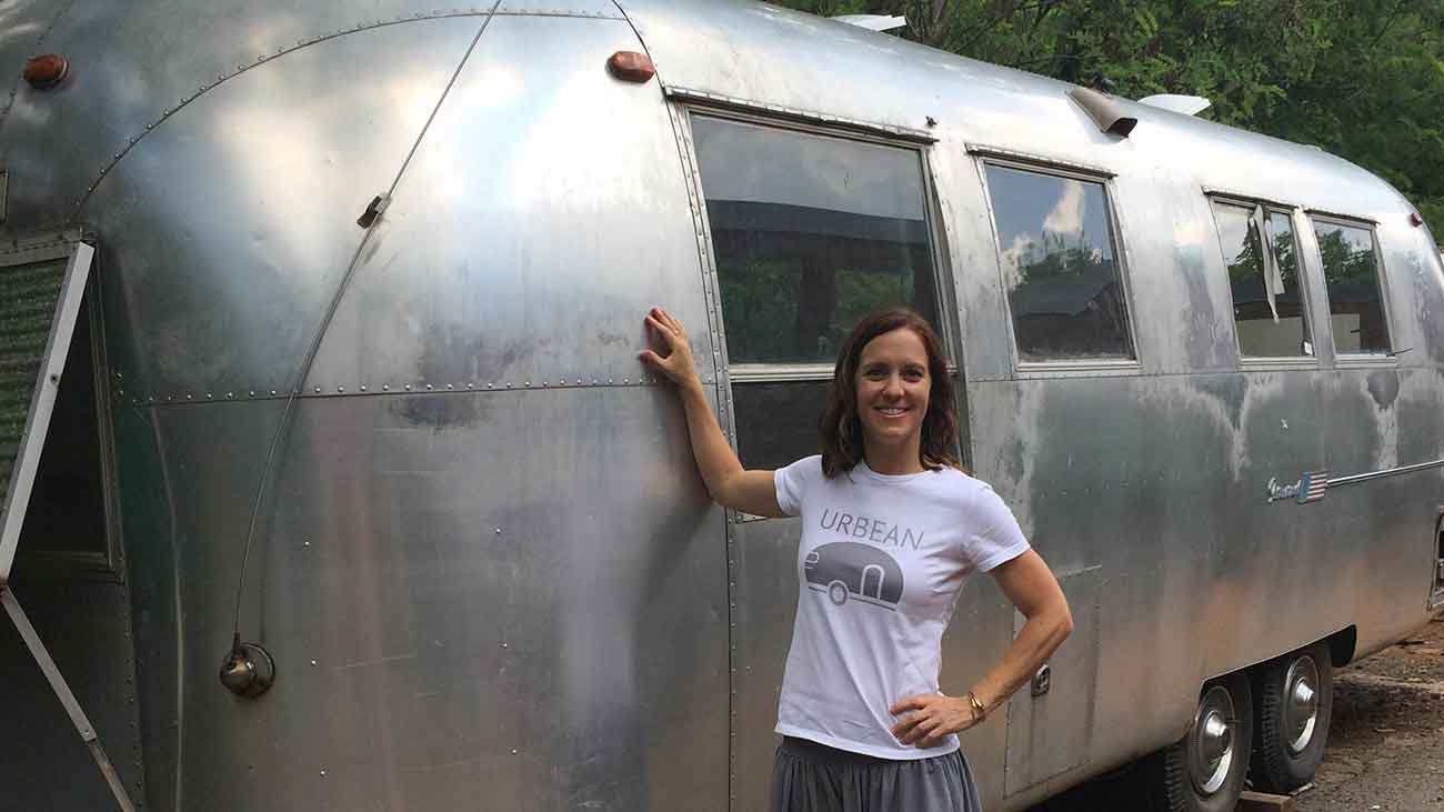 Charlotte could soon have a coffee bar boutique located inside an Airstream trailer