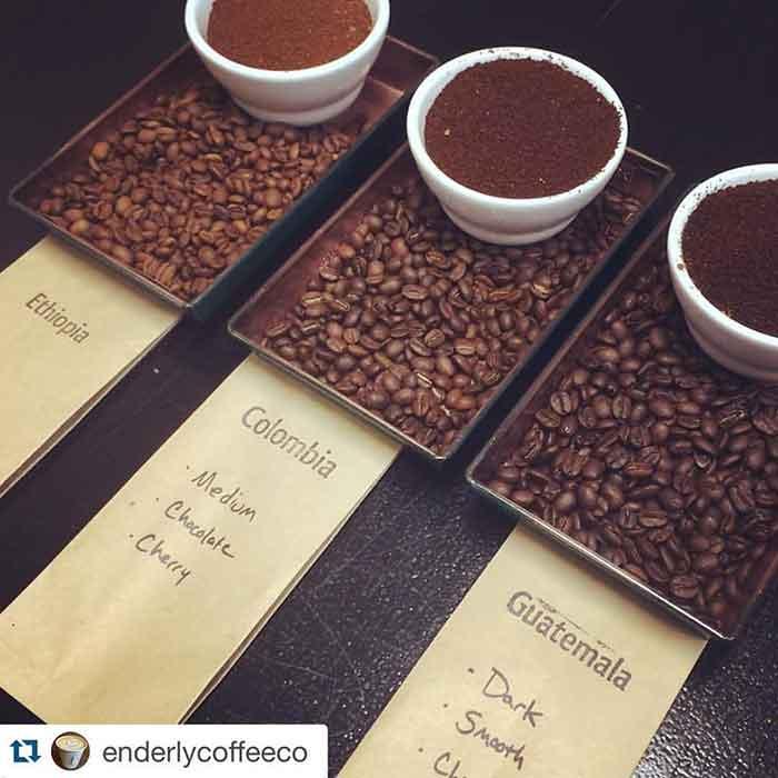 enderly coffee