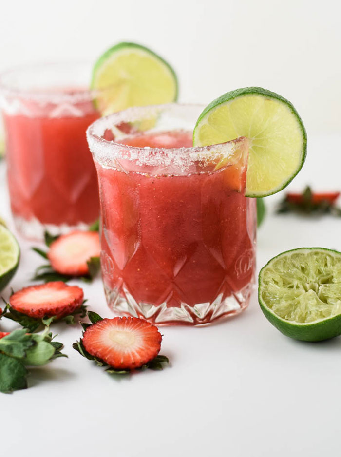 Strawberry-Lime-Frozen-Margarita