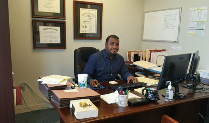 How I Work: Terry Brown, litigation attorney at Horack Talley