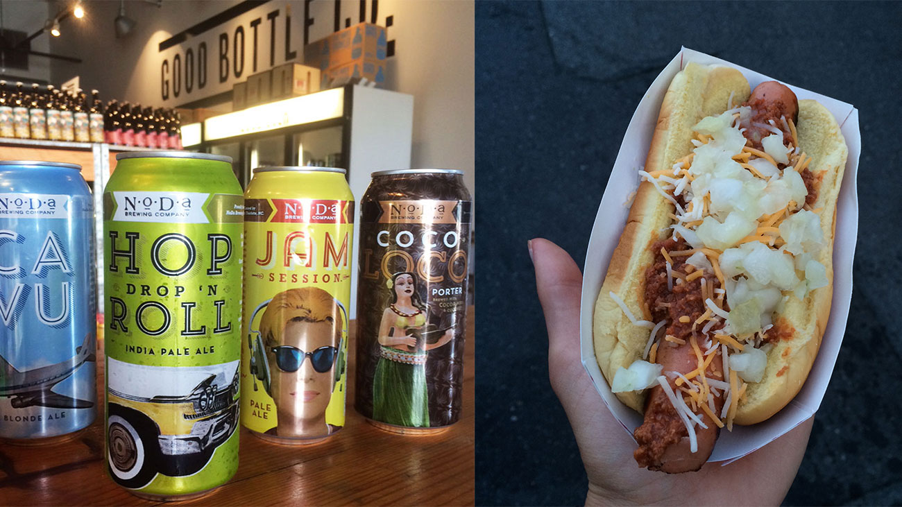 Playing the matchmaker game with Charlotte breweries and food trucks