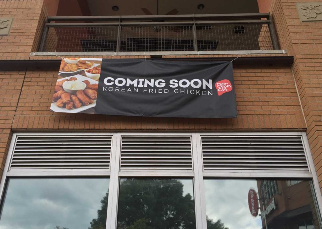 Korean-style fried chicken chain BonChon is coming to Charlotte this spring