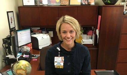 How I Work: Callie Dobbins, facility executive of Levine Children's Hospital