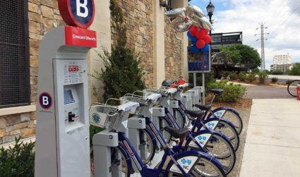 Bike sharing is expanding into south, north and east Charlotte