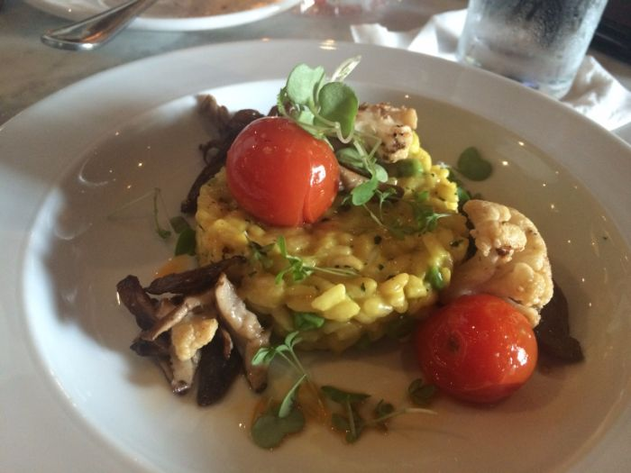 georges vegan risotto