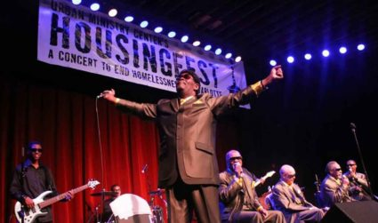 Catch a concert to end homelessness at the Fillmore for HousingFest's...