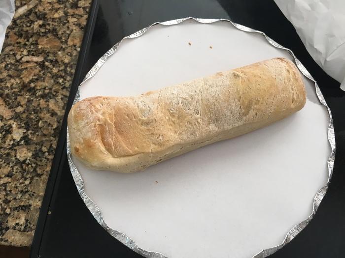 fresh bread portofino's charlotte