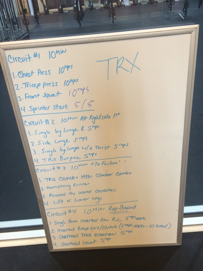 TRX pure body studios