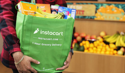 Instacart has expanded into the south Charlotte suburbs and added Publix to its repertoire