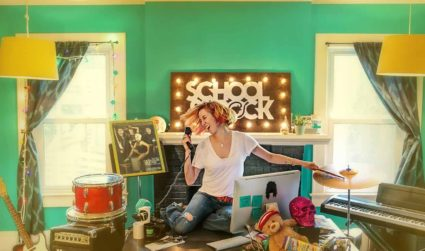 How I Work: Work life of Jill Livick, General Manager of School of Rock