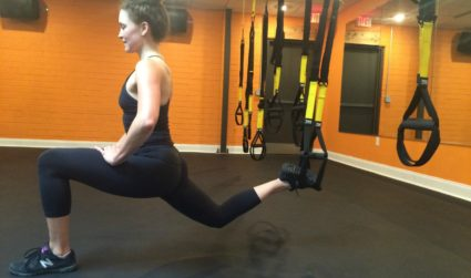 So you want to work out like a Navy SEAL? TRX...