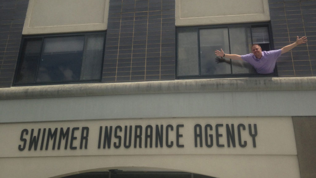 How I Work: Matt Frazier, vice president of Commercial Insurance at Swimmer Insurance Agency