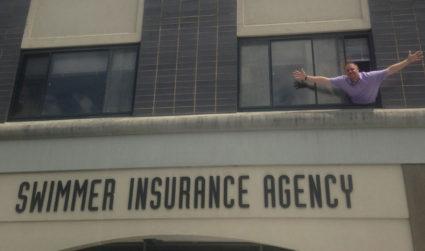 How I Work: Matt Frazier, vice president of Commercial Insurance at Swimmer Insurance Agency