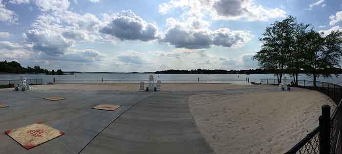 Ramsey Creek Park Beach