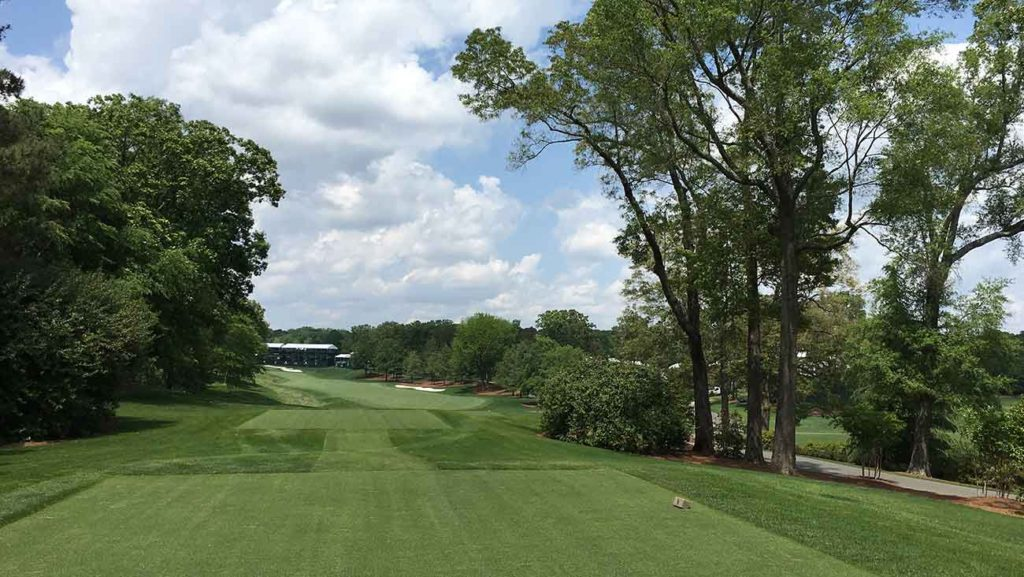 Ticket registration opens today for the 2017 PGA Championship at Quail Hollow