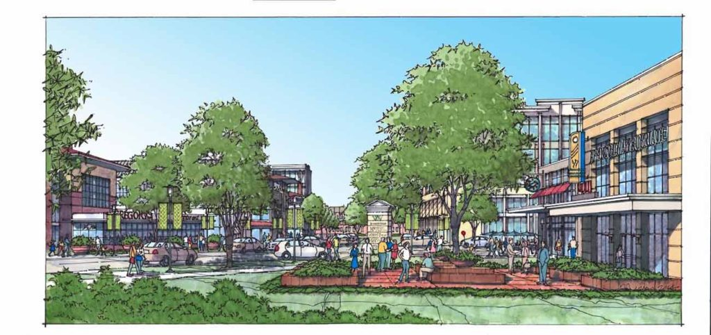 Waverly in south Charlotte is coming together. See 25 of the tenants who have committed so far
