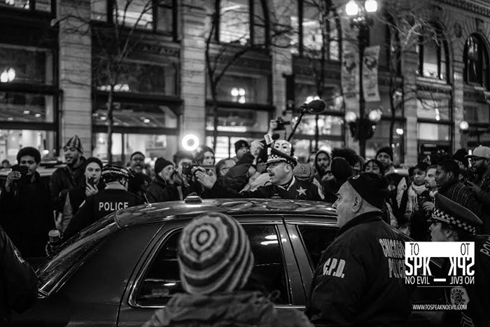 Alvin-Jacons-CLT-Laquan McDonald protests