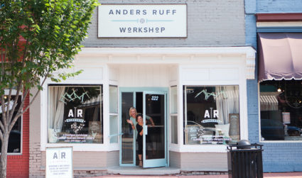 Pineville craft business Anders Ruff Workshop expands quickly with franchises, including...