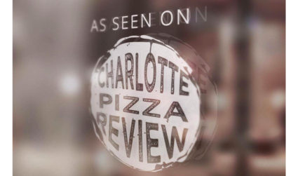 This man plans to review every pizza shop in the Charlotte...