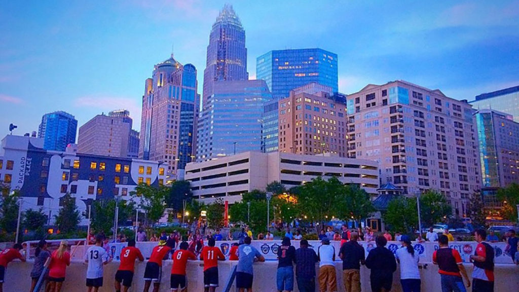 Street Soccer 945 to host homeless soccer tournament in Charlotte parks this weekend