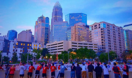 Street Soccer 945 to host homeless soccer tournament in Charlotte parks...