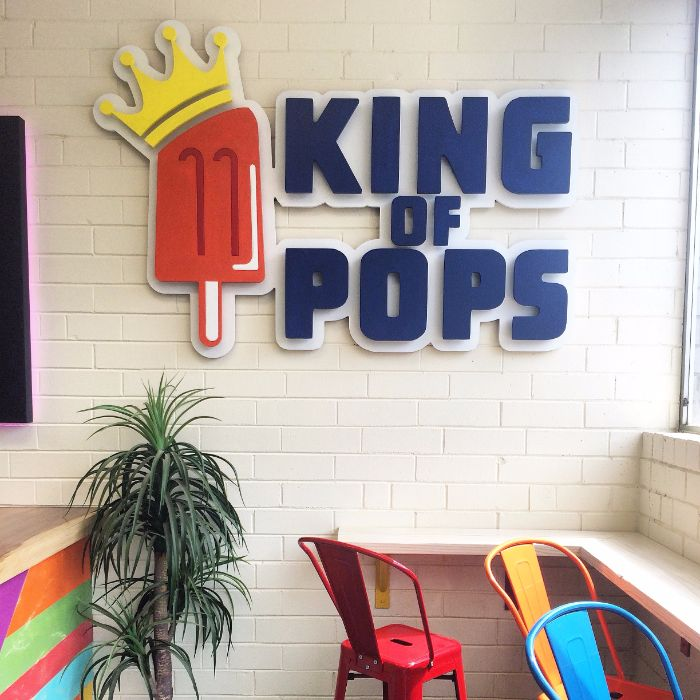 king of pops south end