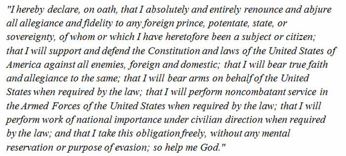Naturalization-Oath