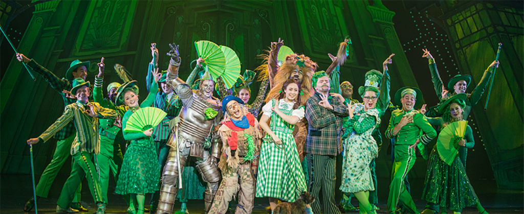 Get nostalgic with the new production of The Wizard of Oz coming to Blumenthal
