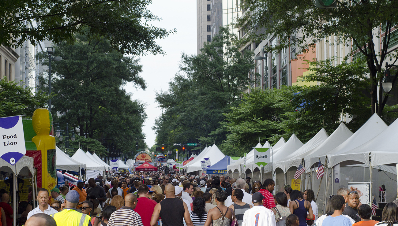 30+ Charlotte-area festivals to put on your calendar this spring