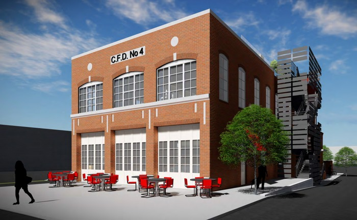 firehouse restaurant rendering 1
