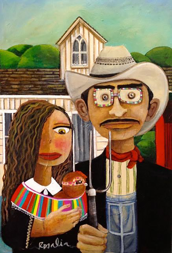 rosalia-the-new-american-gothic