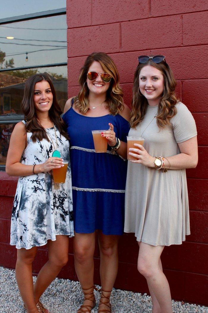 Alex, Lauren & Molly @ Sycamore Brewing