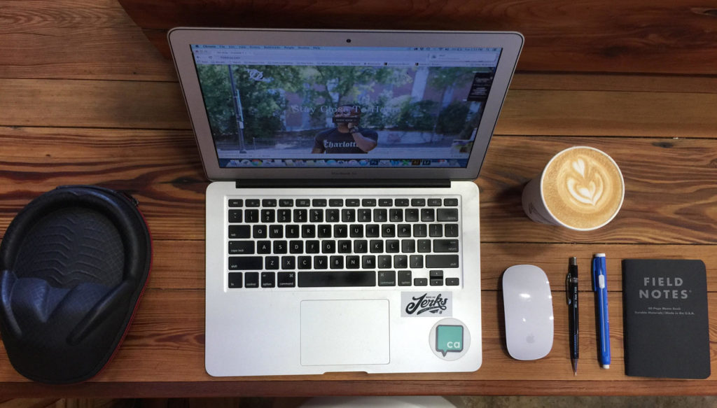 7 Charlotte creatives and their morning routines