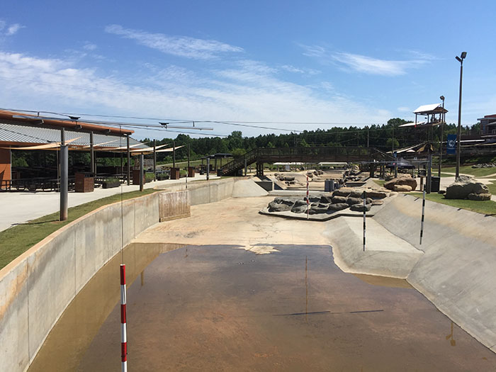 Whitewater Center Lower Pool