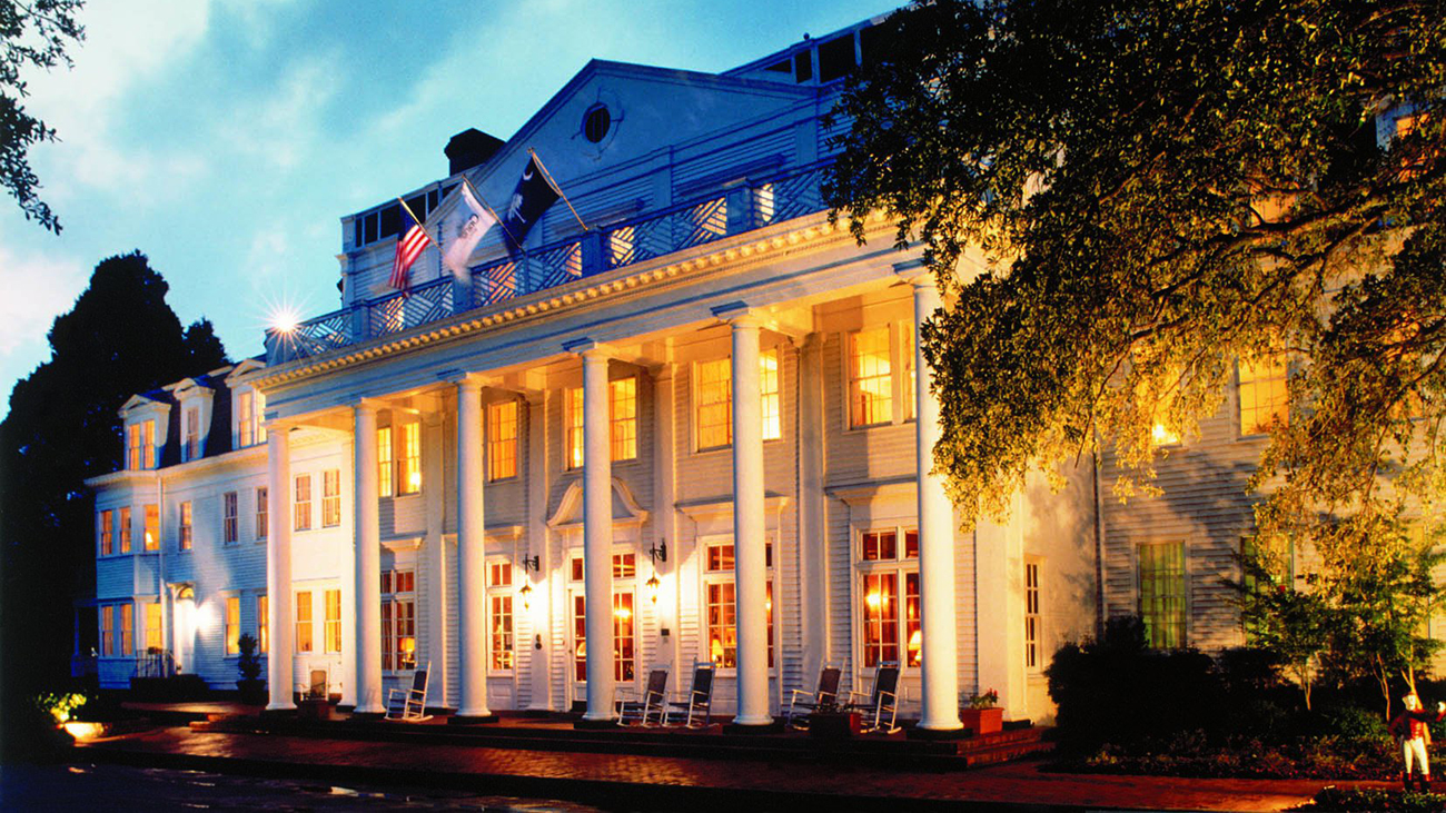Review of the $350 one-night package at The Willcox Hotel in Aiken, SC
