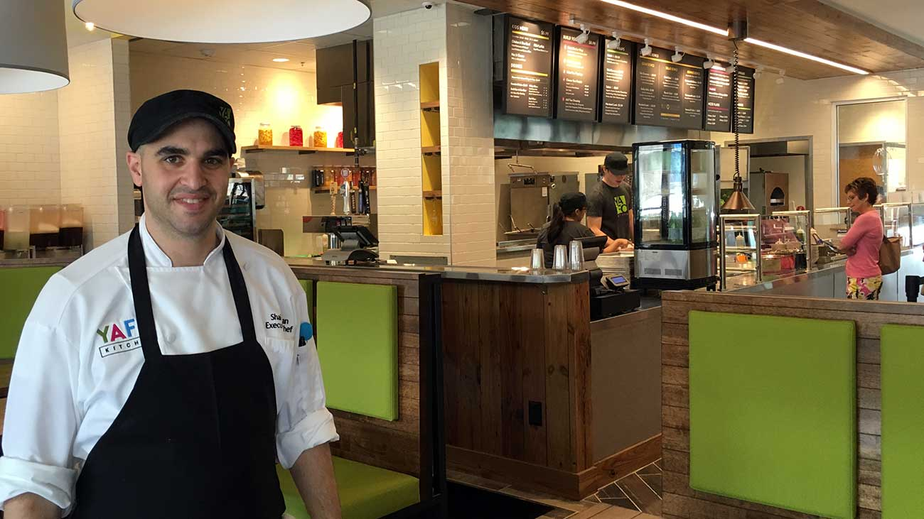 Mediterranean street food concept Yafo Kitchen is now open in SouthPark and will dominate