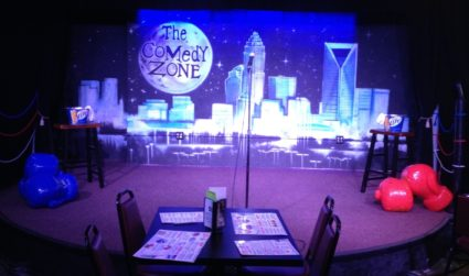 How this woman got started training comedians in Charlotte
