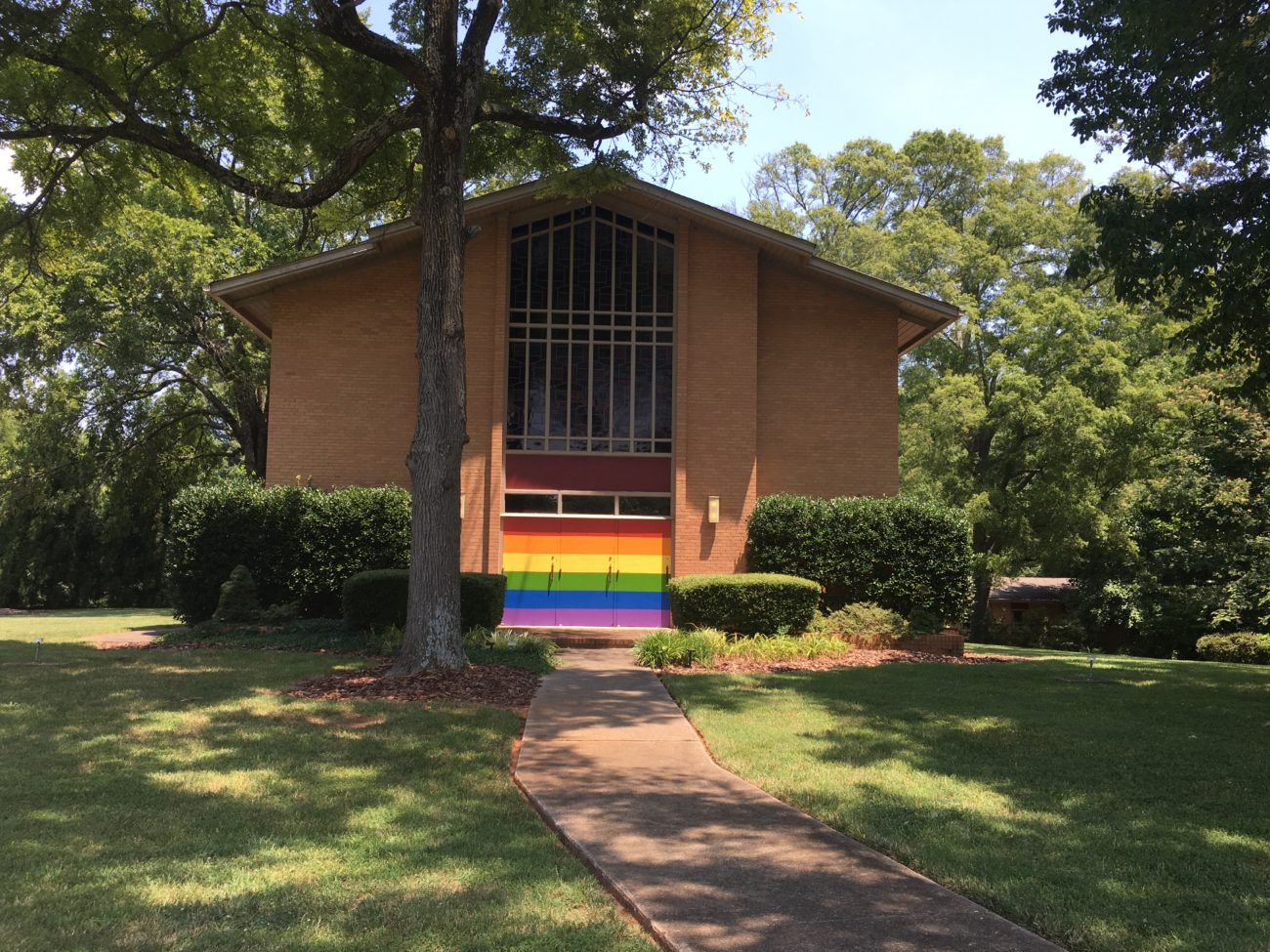 Wedgewood Church in Madison Park speaks out on current events
