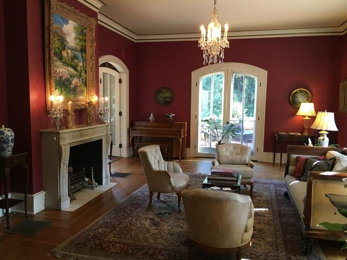vanlandingham living room charlotte