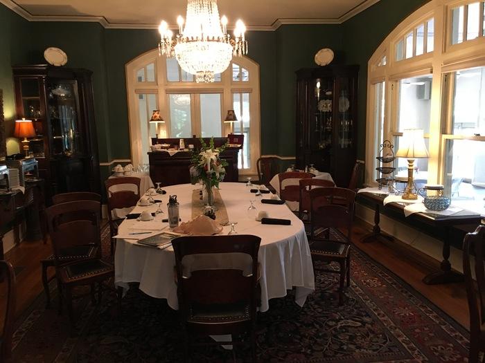 vanlandingham dining room charlotte