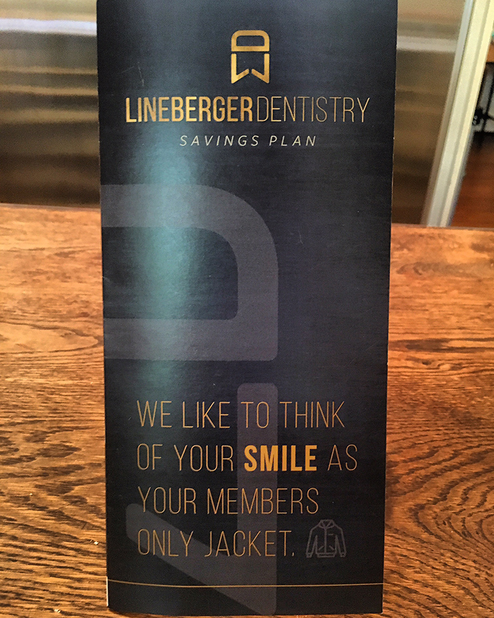 lineberger dentistry savings plan