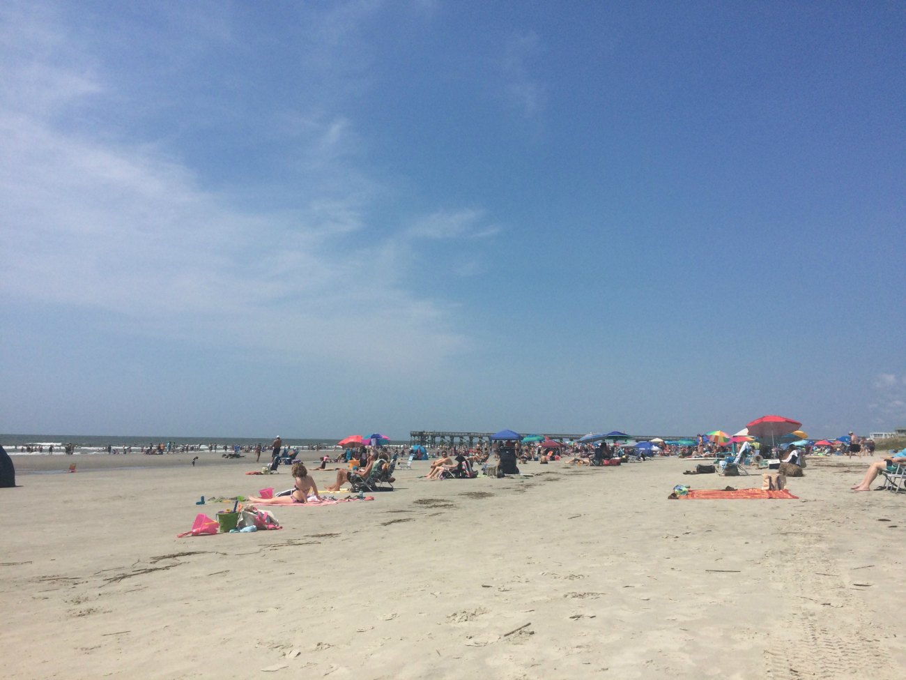 So you're just desperate enough to day trip to Isle of Palms. Here's how to execute.