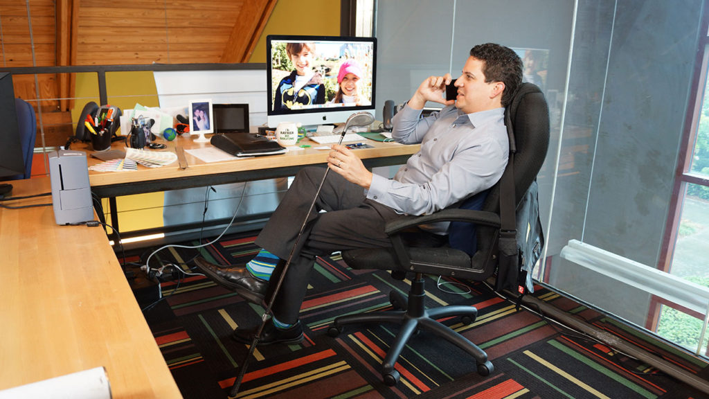 How I Work: Julio Colmenares, president and CEO of CGR Creative